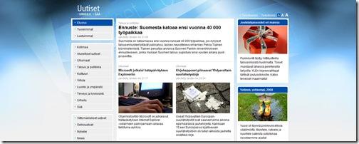 yle-uutiset-etusivu